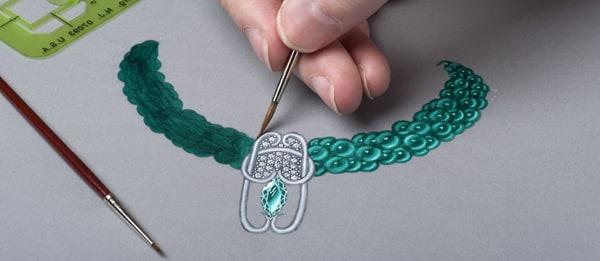 Custom Jewelry Rendering Raleigh NC