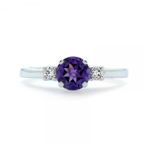 Amethyst Ring 900-20002