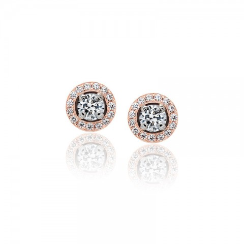 Diamond Earrings 121-10087