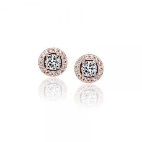 Diamond Earrings 121-10087