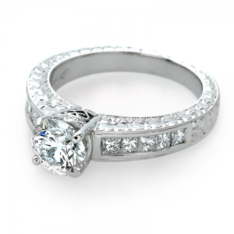 Diamond Engagement Ring 171-10106 (2)