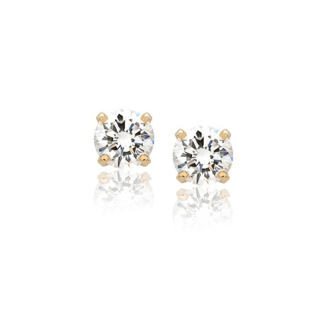 Diamond Stud Earrings 121-10100