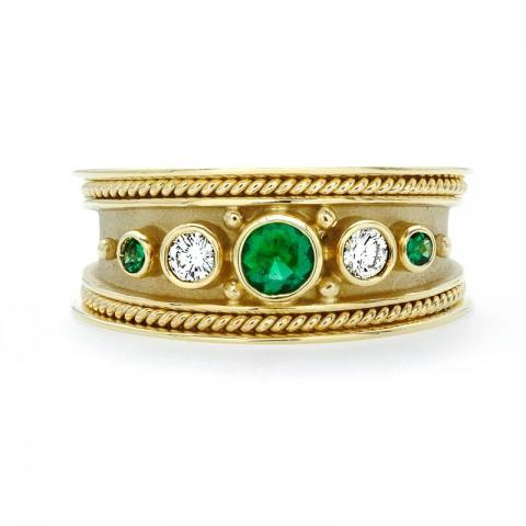 Le Vian Etruscan Ring