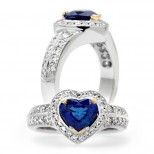 The Brooke Sapphire Ring