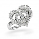The Valentine Diamond Ring