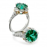 The Yara Emerald Ring