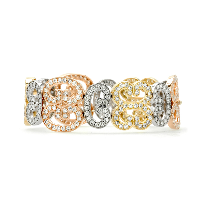 15 Different Types Of Diamond Bracelets For Men And Women
