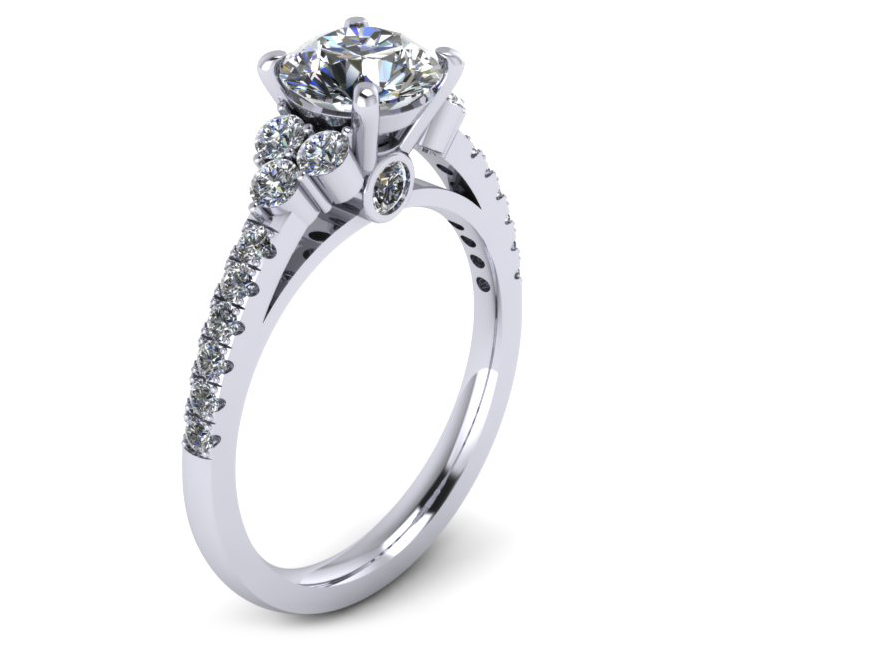 Diamond Engagement Rings Adelaide
