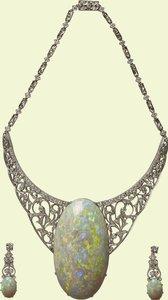 The Queen's Opal