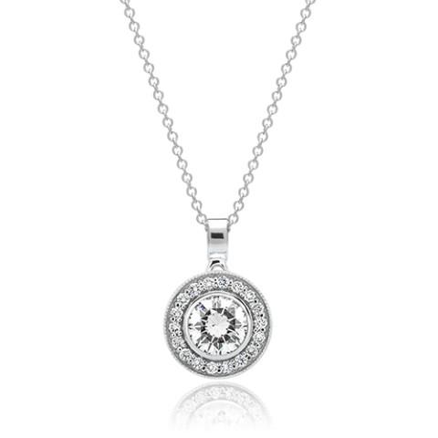 Holiday Gift Guide Diamond Pendant