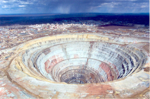 Diavik-Diamond-Mine