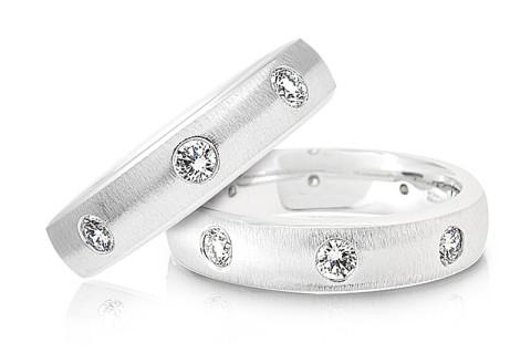 Mens Diamond Wedding Band 109-10298