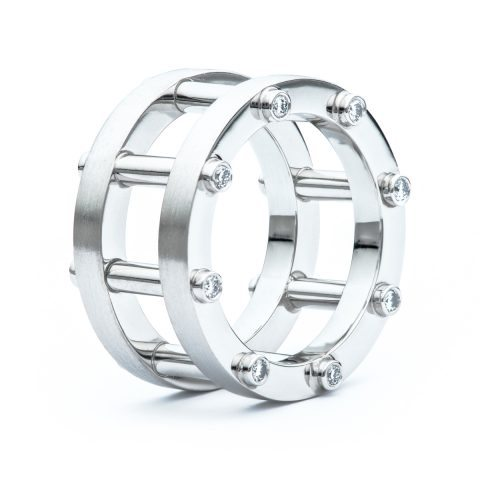 Custom Mens Wedding Bands.Industrial Men S Wedding Bands Jm Edwards Jewelry