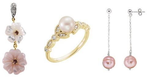 Pretty Pearl Valentines Day Jewelry - Raleigh, Cary NC