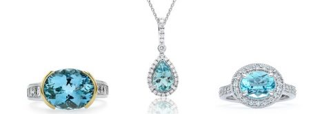 Aquamarine - JM Edwards Jewelry - Cary
