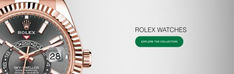 Sky Dweller Rolex Watch